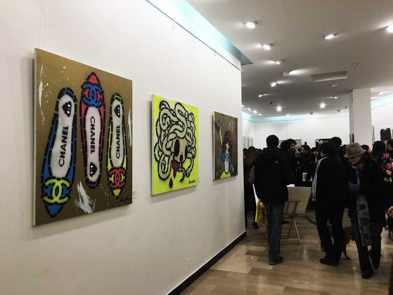 Galleria Deodato Arte, Japan Pop Art // Edo Pop e Nipposuggestioni