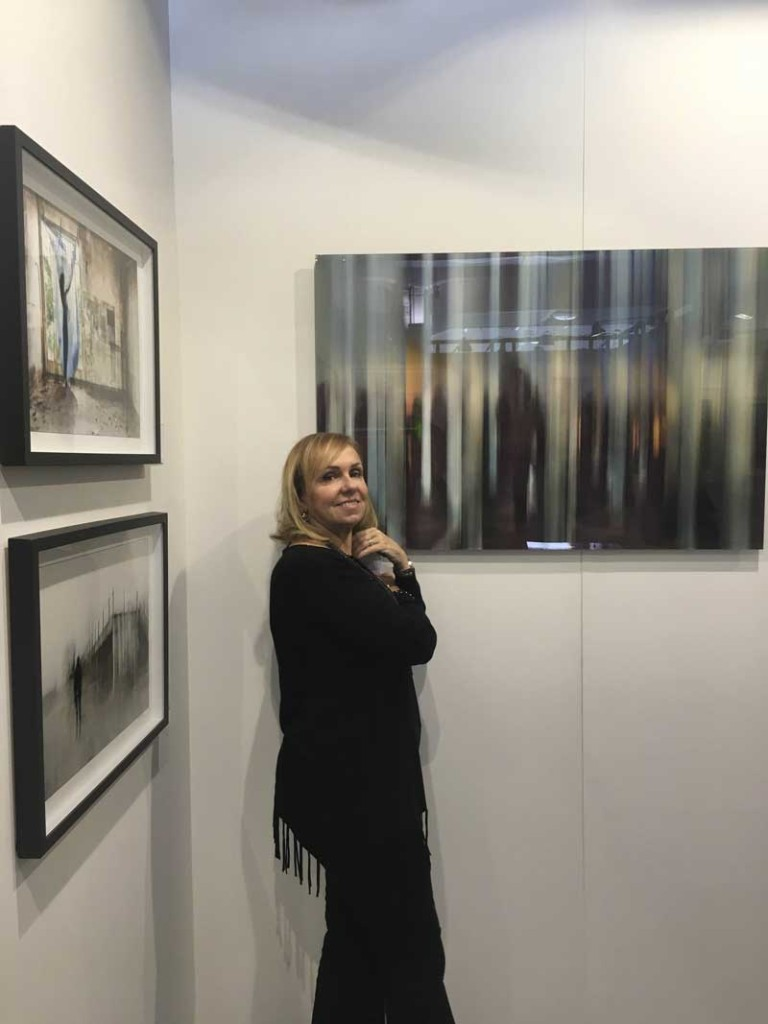 Susy Cagliero, Affordable Art Fair 2016