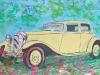 Rolls Royce gialla