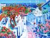 L\'ibiscus e un racconto di luce a Mykonos
