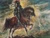 Tav.IX - Ettore Fieramosca come l'arcangelo Michele