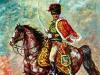 Il colonnello dei cacciatori della guardia a Jena