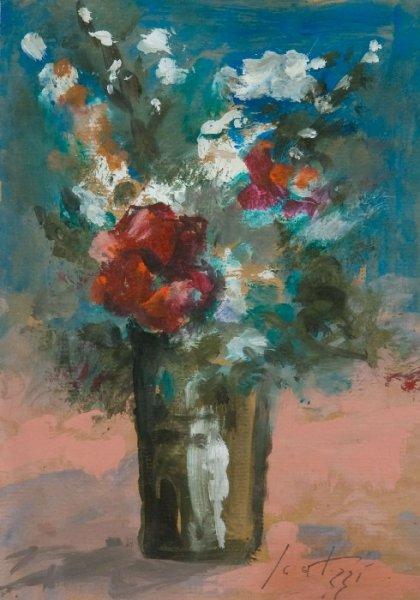 Dipinti e quadri di natura morta for Quadri fiori famosi