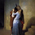 Francesco-Hayez-Il-bacio-1859-olio-su-tela-112-x-88-cm