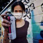 Tomoko Nagao Street Artist