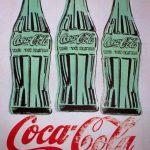 Andy Warhol, Coca Coca printed