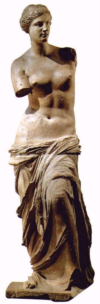 Alessandro di Antiochia, 'Venere di Milo' (130 a.C.)