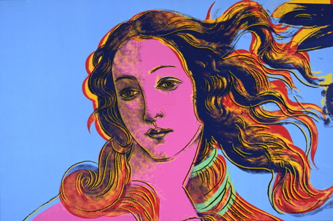 Andy Warhol, 'Birth of Venus' (1984)