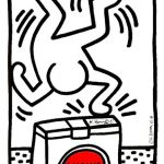 Keith Haring-Lucky Syrike