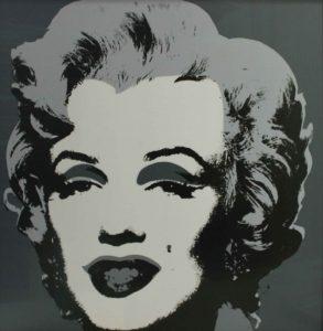 Andy Warhol, Marilyn Grey