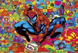 Felipe Cardena, Spiderman Reload