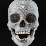 Damien Hirst, for the love of god, 1000 ex, 58 x 45 cm (1)