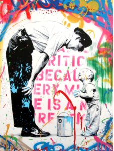 Not Guilty - Mr Brainwash