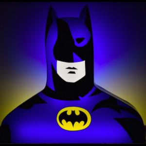 Marco Lodola - Batman