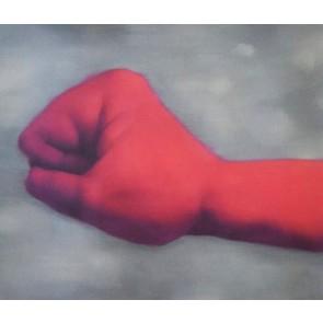 Amnesia e Memoria 5, litografia firmata e numerata in originale, esemplari: 88, 2006. Disponibile alla Galleria Deodato Arte.