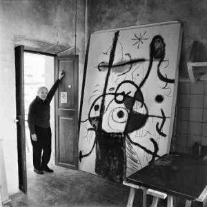 L'artista Spagnolo Joan Mir