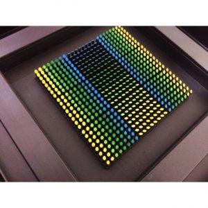 Gradienti di luminosità- opera di Franco Costalonga disponibile presso la galleria Deodato Arte