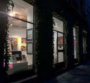Galleria Deodato Arte - sede di via Santa Marta 6