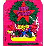 Busta originale del POP Shop firmata da Keith Haring disponibile presso la galleria Deodato Arte di Milano