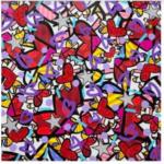 Alive - Opera d'arte di Romero Britto in vendita presso la Galleria Deodato Arte