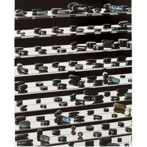 Utopia della morte nera - Opera d'arte di Damien Hirst in vendita presso la Galleria Deodato Arte