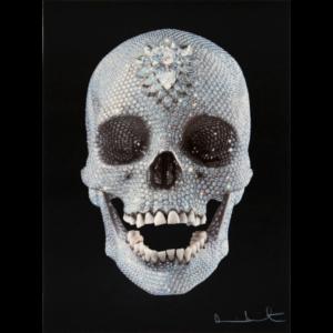 For the Love of God (Per l'Amor di Dio)- opera d'arte di Damien Hirst in vendita presso la Galleria Deodato Arte