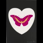 I Love You - Opera d'arte di Damien Hirst in vendita presso la Galleria Deodato Arte
