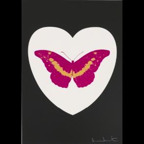 Ti amo - Opera d'arte di Damien Hirst in vendita presso la Galleria Deodato Arte