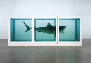 Damien Hirst, The Physical Impossibility Of Death In the Mind Of Someone Living