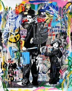 Mr. Brainwash,Just Kidding