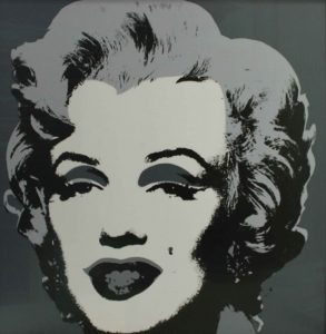 Andy Warhol, Marilyn Grey