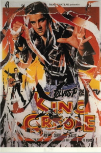Mimmo Rotella, King Creole, seridécollage originale in tiratura limitata. Disponibile alla Galleria Deodato Arte.