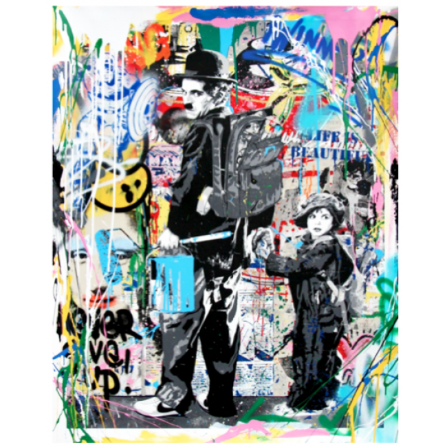 Mr. Brainwash - Just Kidding
