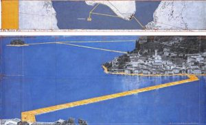 "Progetto di ""The Floating Piers"""