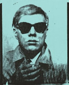 Andy Warhol, Self-Portrait; 1963-64.